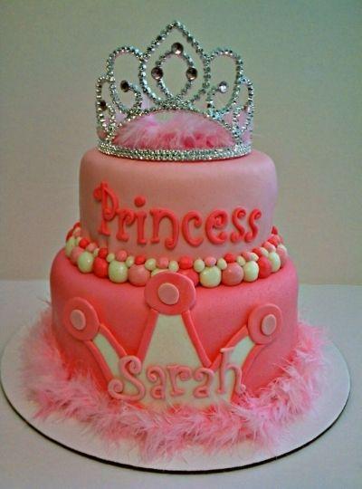 12 Lil Girls Birthday Cakes Ideas Photo Little Girl Birthday Cake