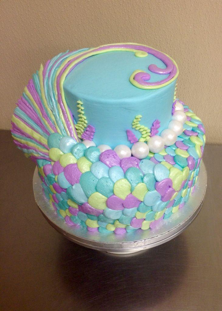 7 Mermaid Tail Birthday Sheet Cakes Photo Mermaid Tail Sheet Cake