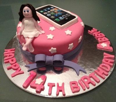 Strange 8 12 Birthday Cakes For Teenage Girls Photo Girls Birthday Cake Personalised Birthday Cards Paralily Jamesorg