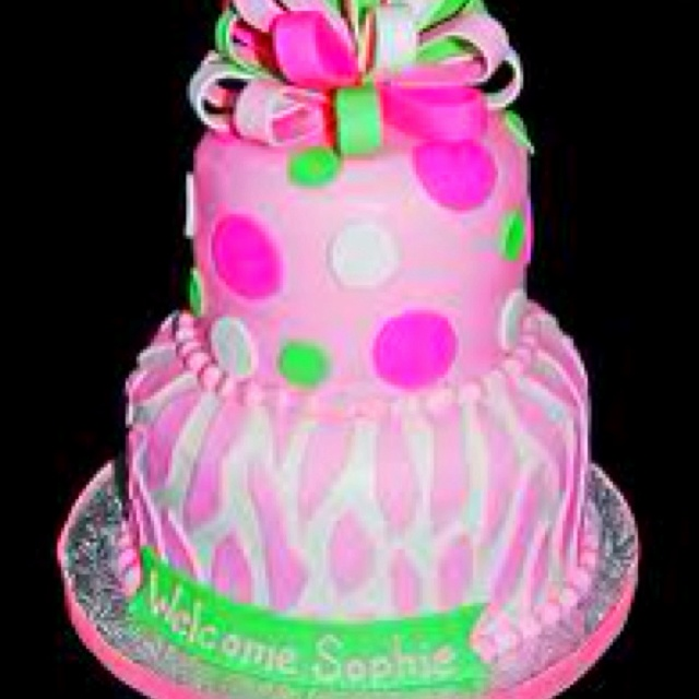 Stupendous 10 Pretty Little Girls Birthday Cakes Photo Little Girls Funny Birthday Cards Online Necthendildamsfinfo