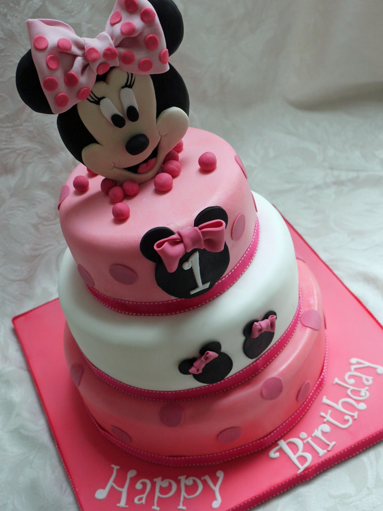 11 Costco Cakes Bakery Minnie Mouse Birthday Cakes Photo Minnie