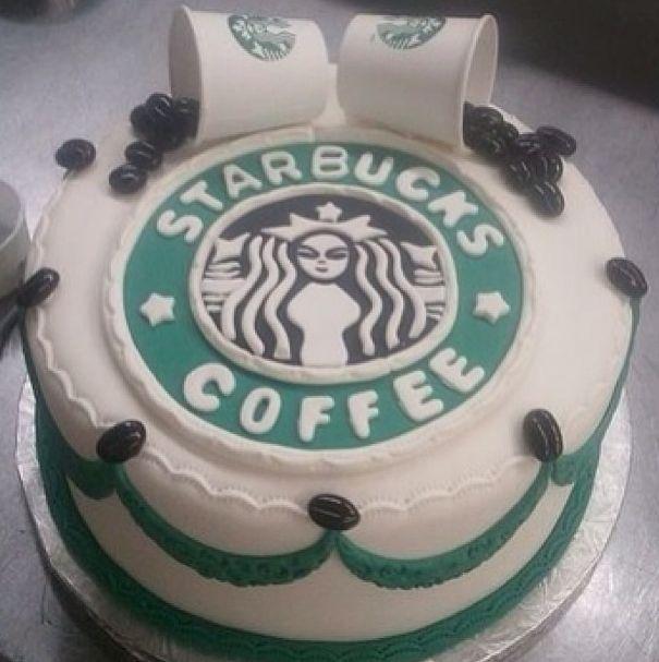 Stupendous 13 Starbucks Happy Birthday Cakes Photo Starbucks Happy Birthday Funny Birthday Cards Online Unhofree Goldxyz