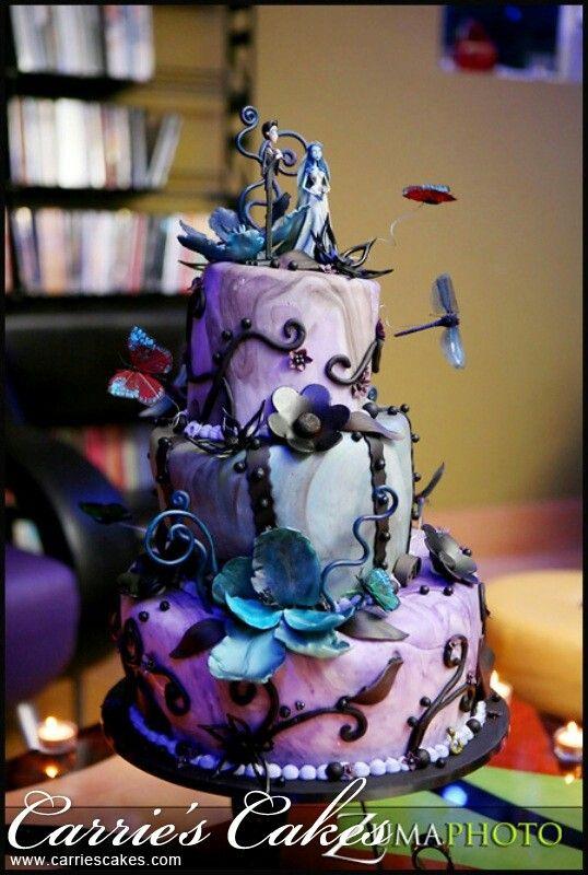 Tim Burton Themed Wedding Ideas Choice Image Decoration