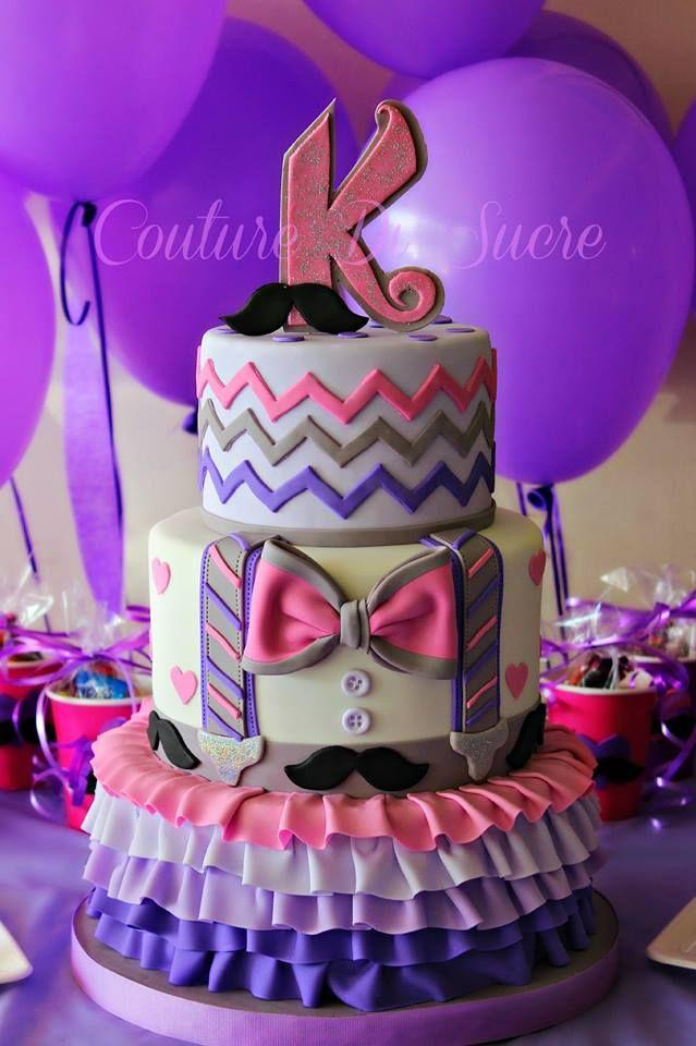9 10th Birthday Cakes Purple Photo Purple Stars Birthday Cake