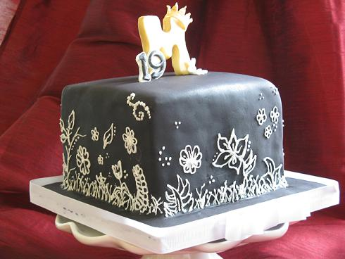 11 19th Birthday Cakes For Women Photo