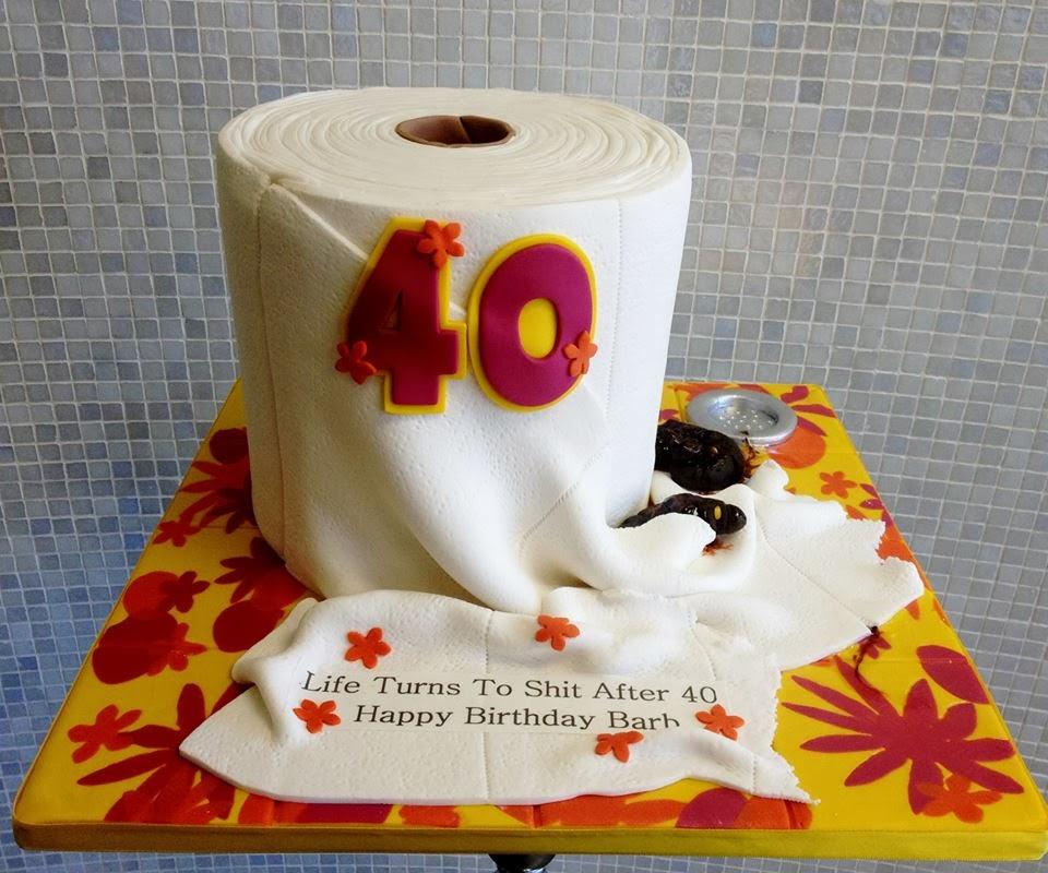 Pleasant 10 Funny 40 Birthday Cakes Photo 40Th Birthday Cake Ideas Funny Personalised Birthday Cards Cominlily Jamesorg