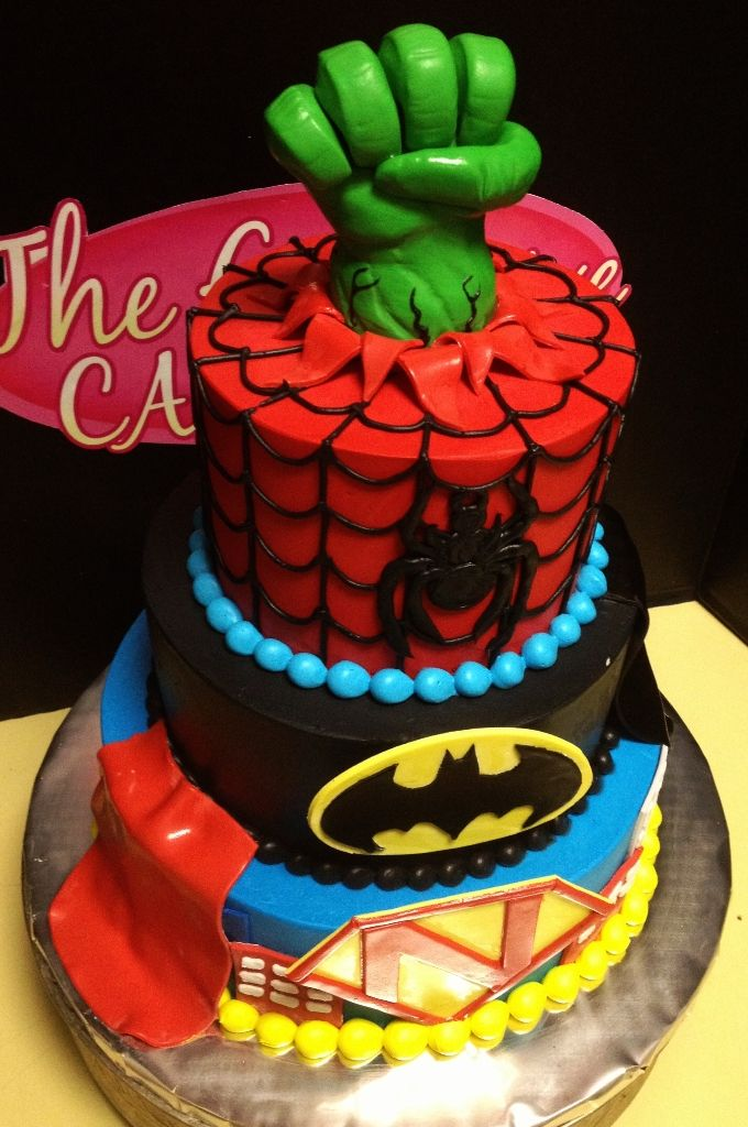 Boys Birthday Cake Ideas Kids