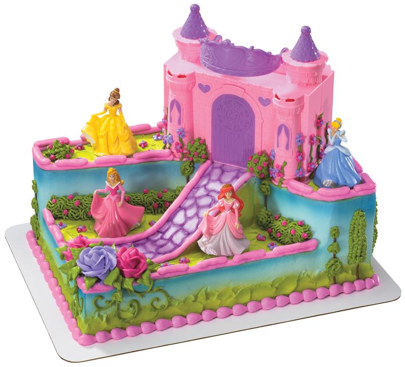 11 Cindrella Castle For Princess Cakes Photo Disney Princess