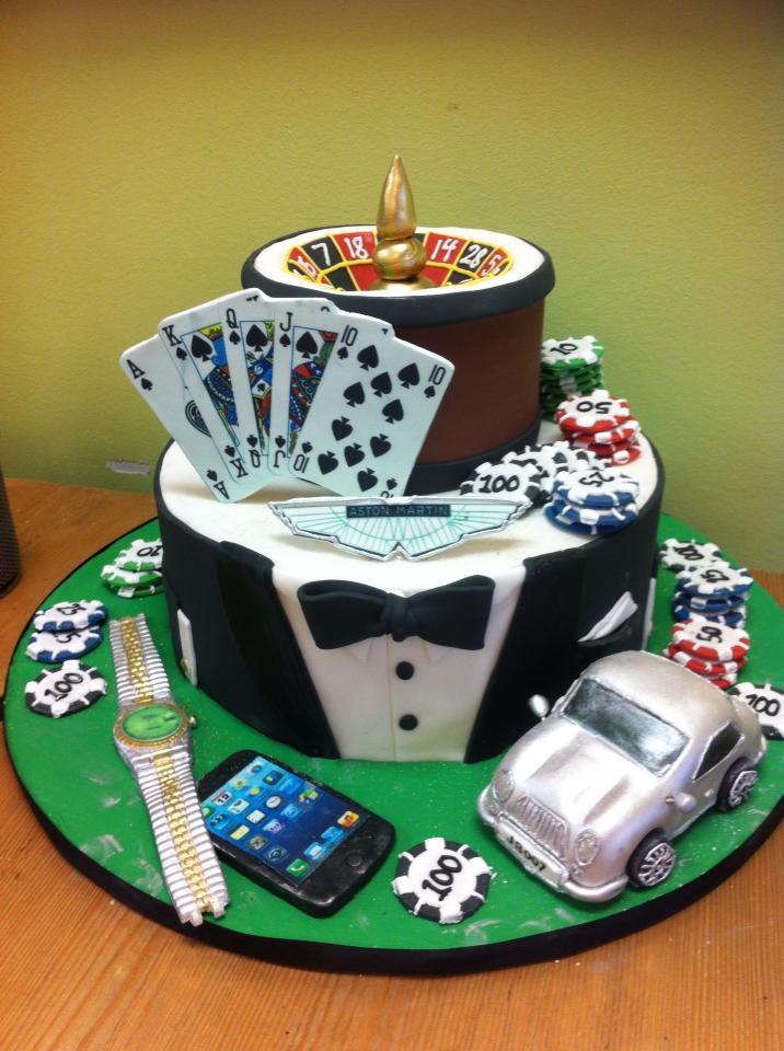 Fancy Birthday Cakes For Men