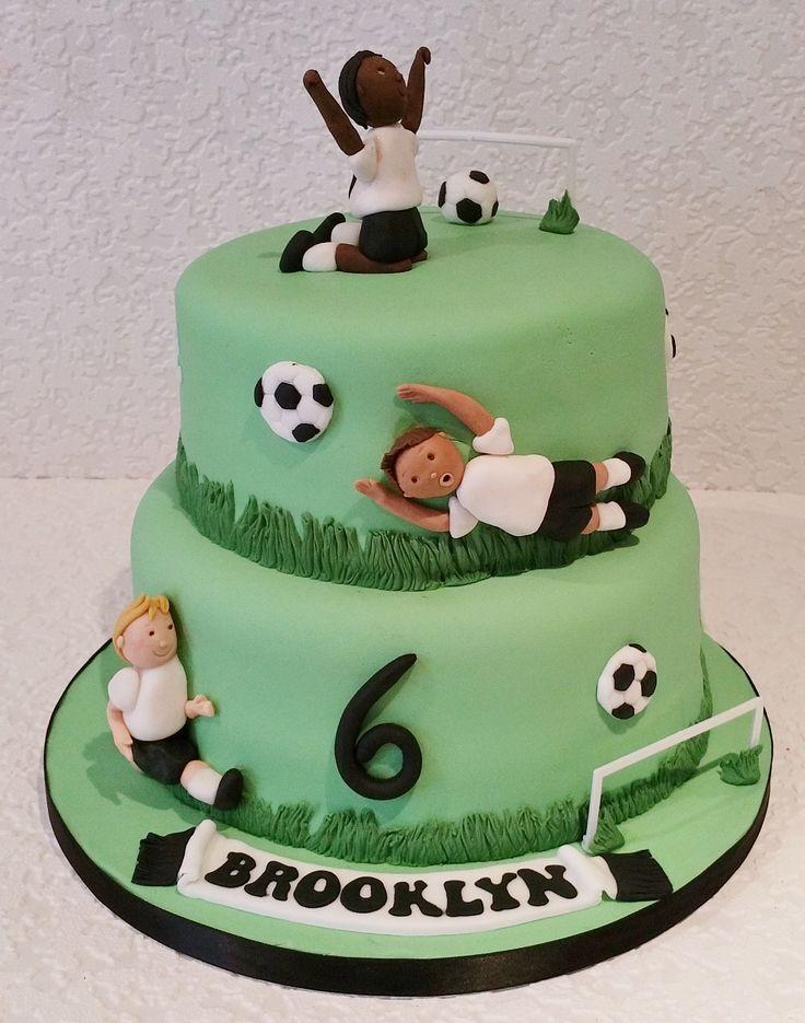11 Cool Football Bday Cakes Photo Football Birthday Cake Ideas