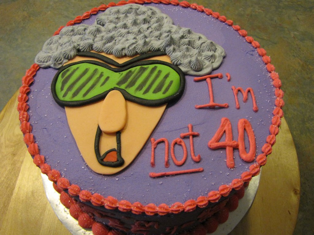 Funny Men Birthday Cakes