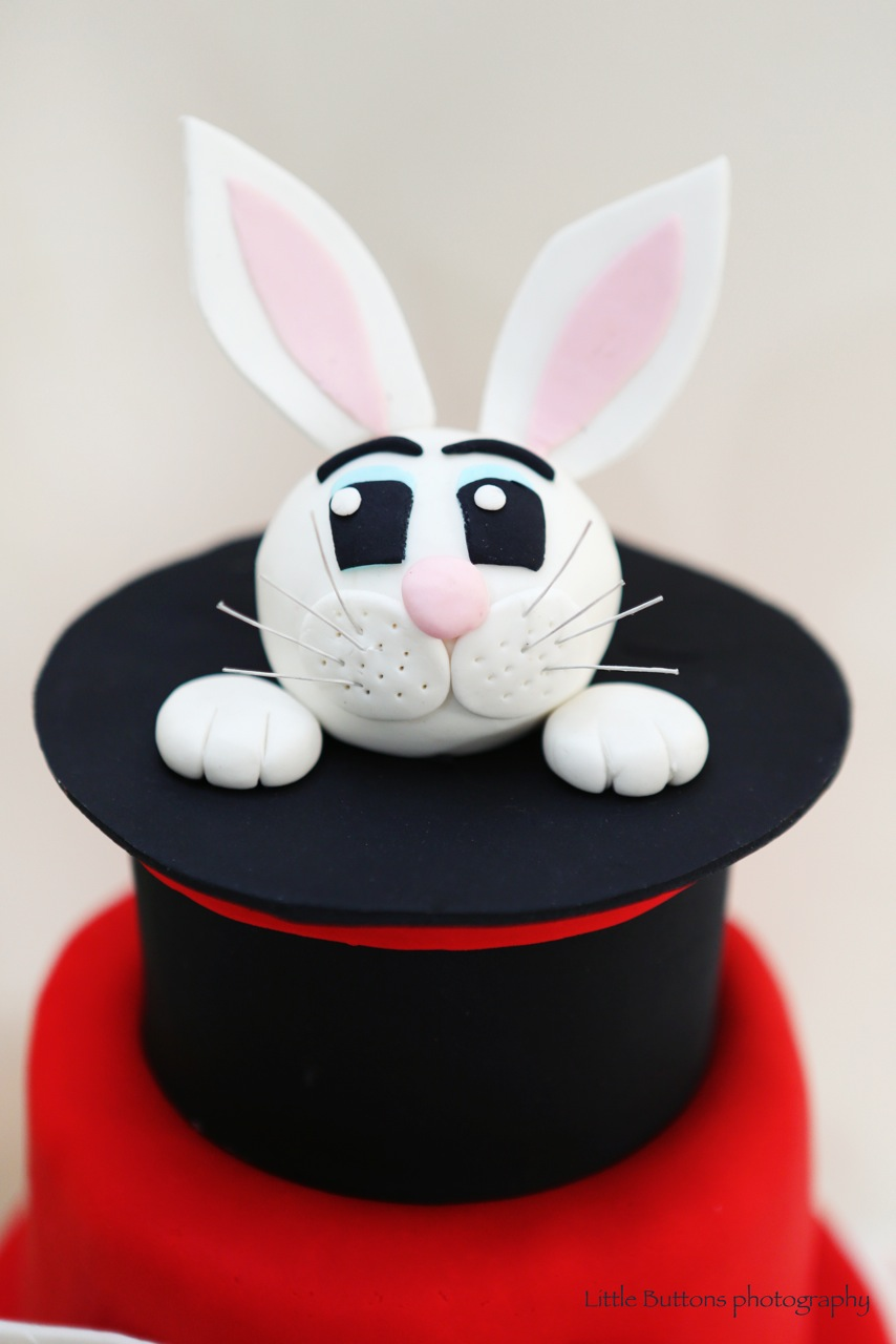 Wondrous 11 Magician Birthday Cupcakes Photo Magic Show Birthday Cake Funny Birthday Cards Online Elaedamsfinfo