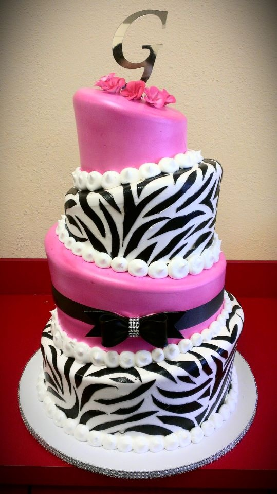 Awe Inspiring 12 Manly Zebra Print Cakes Photo Leopard Print Birthday Cake Funny Birthday Cards Online Overcheapnameinfo