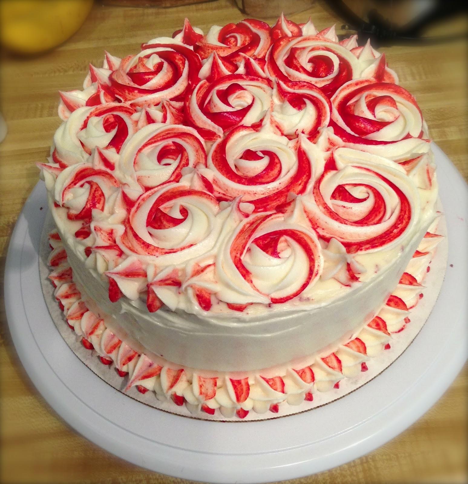 9 Birthday Cake Red Velvet Cupcakes Photo Red Velvet Birthday Cake