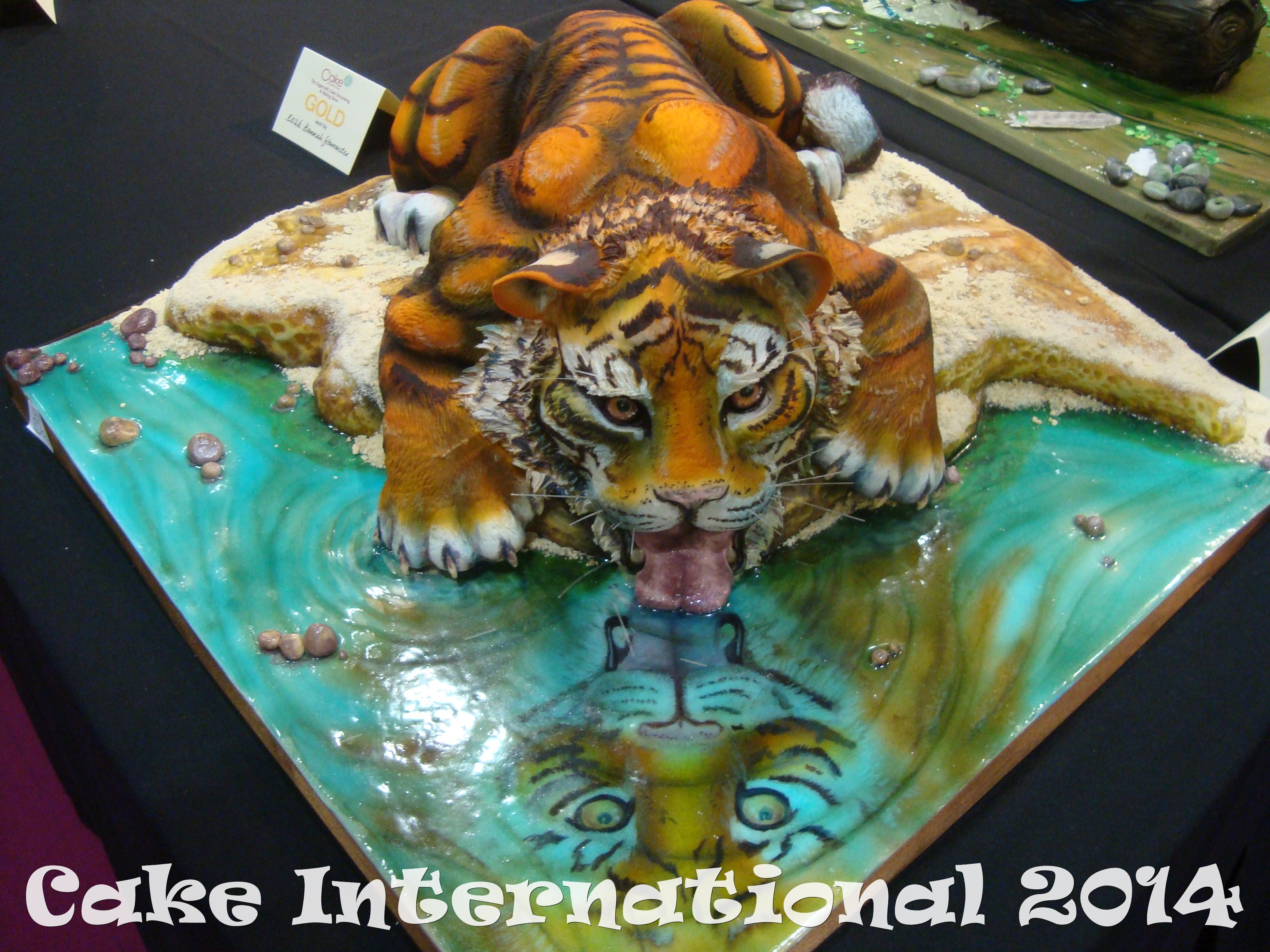 11 Realistic Animals Sculpted Cakes Photo Sculpted
