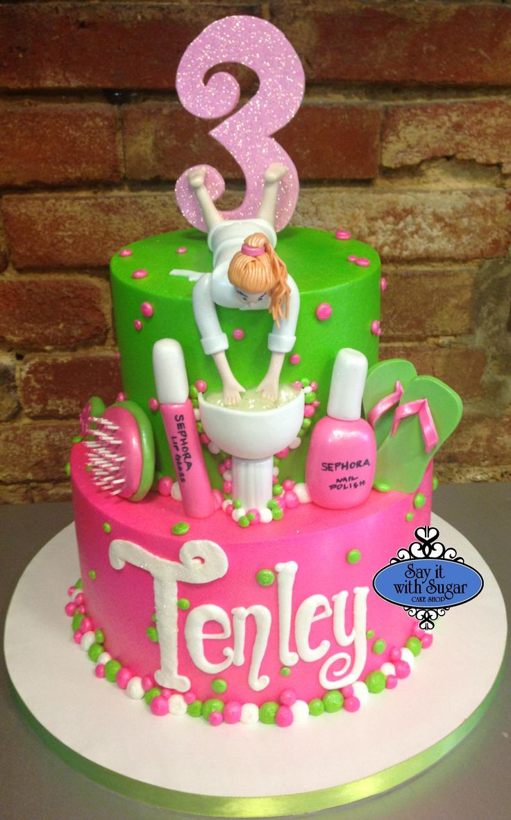Wondrous 13 Spa Party Cakes Photo Spa Birthday Party Cake Ideas Spa Personalised Birthday Cards Xaembasilily Jamesorg