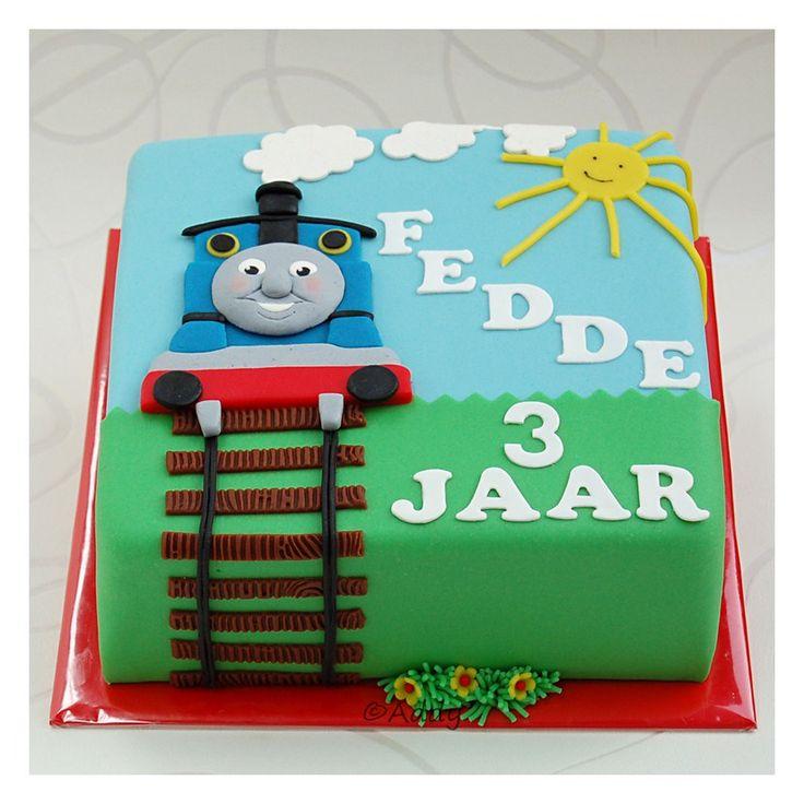 Astounding 11 Thomas The Train Birthday Cakes Pinterest Photo Thomas Tank Funny Birthday Cards Online Eattedamsfinfo