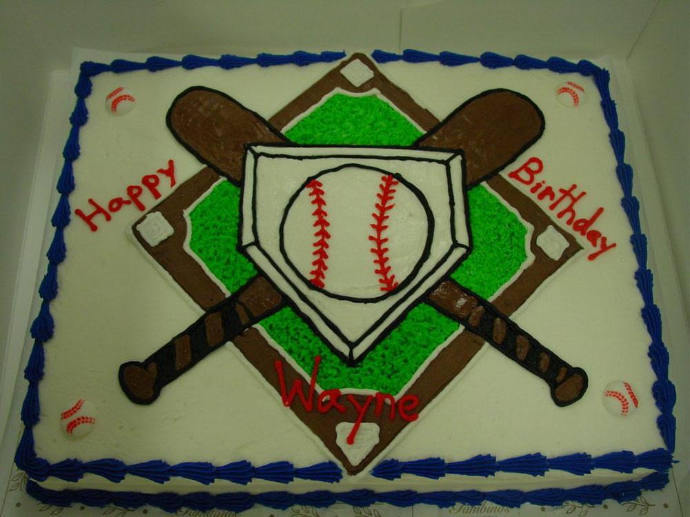 Fine 12 Noah Baseball Birthday Cakes Photo Sports Themed Birthday Funny Birthday Cards Online Necthendildamsfinfo
