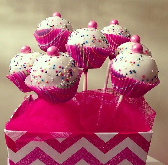 Marvelous 10 Cupcakes Cake Pops Ideas Photo Cake Pops And Cupcakes Martha Funny Birthday Cards Online Elaedamsfinfo