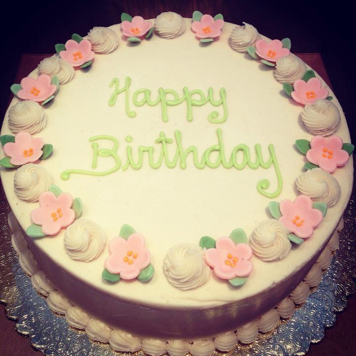 11 Small Birthday Cakes For Grandma Photo Grandma Birthday Cake