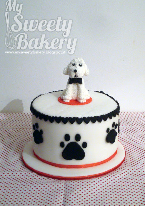 Fine 11 60Th Birthday Cakes With Poodle Dogs Photo Poodle Cake Funny Birthday Cards Online Aeocydamsfinfo