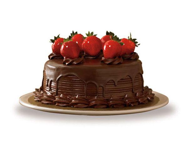 Publix Glazed Chocolate Cake