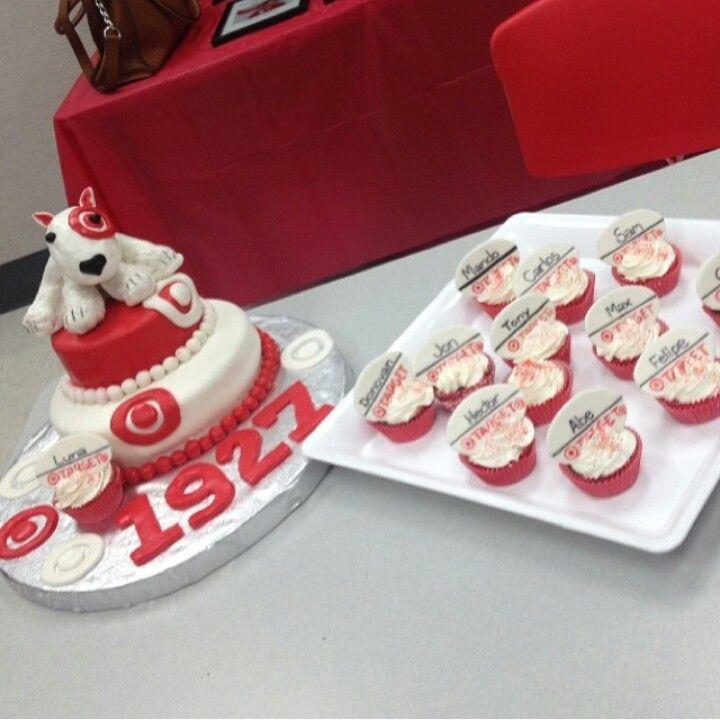 Target Bakery Cupcake Cakes