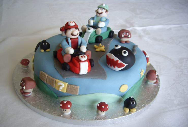 10 Year Old Birthday Cake Ideas For Boys