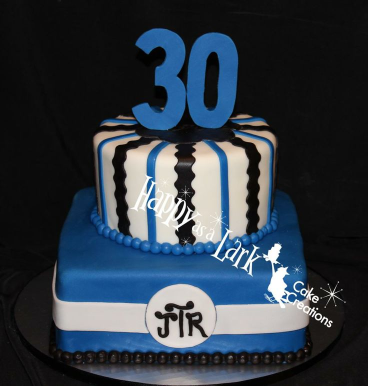 11 Dirty Thirty Birthday Cakes For Men Photo Dirty Thirty Birthday