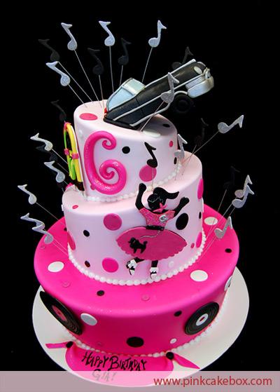Marvelous 12 50 Theme Party Cakes Photo 50S Theme Birthday Cake Ideas 50S Funny Birthday Cards Online Necthendildamsfinfo