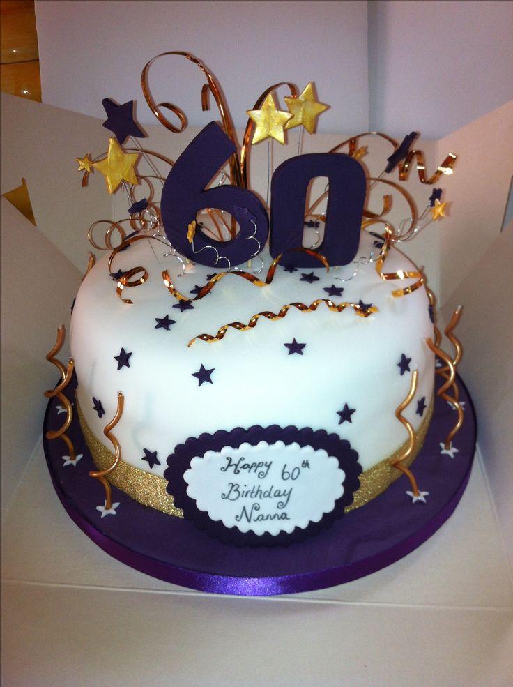 Peachy 9 Turning 60 Birthday Cakes For Men Photo 60Th Birthday Cake Funny Birthday Cards Online Kookostrdamsfinfo