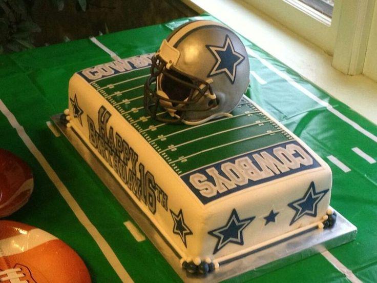 Sensational 7 Dallas Cowboys 50Th Birthday Cakes For Men Photo Dallas Funny Birthday Cards Online Necthendildamsfinfo