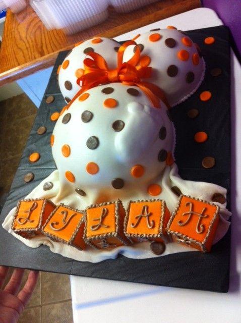 6 Fall Themed Baby Shower Sheet Cakes Photo Fall Pumpkin Baby
