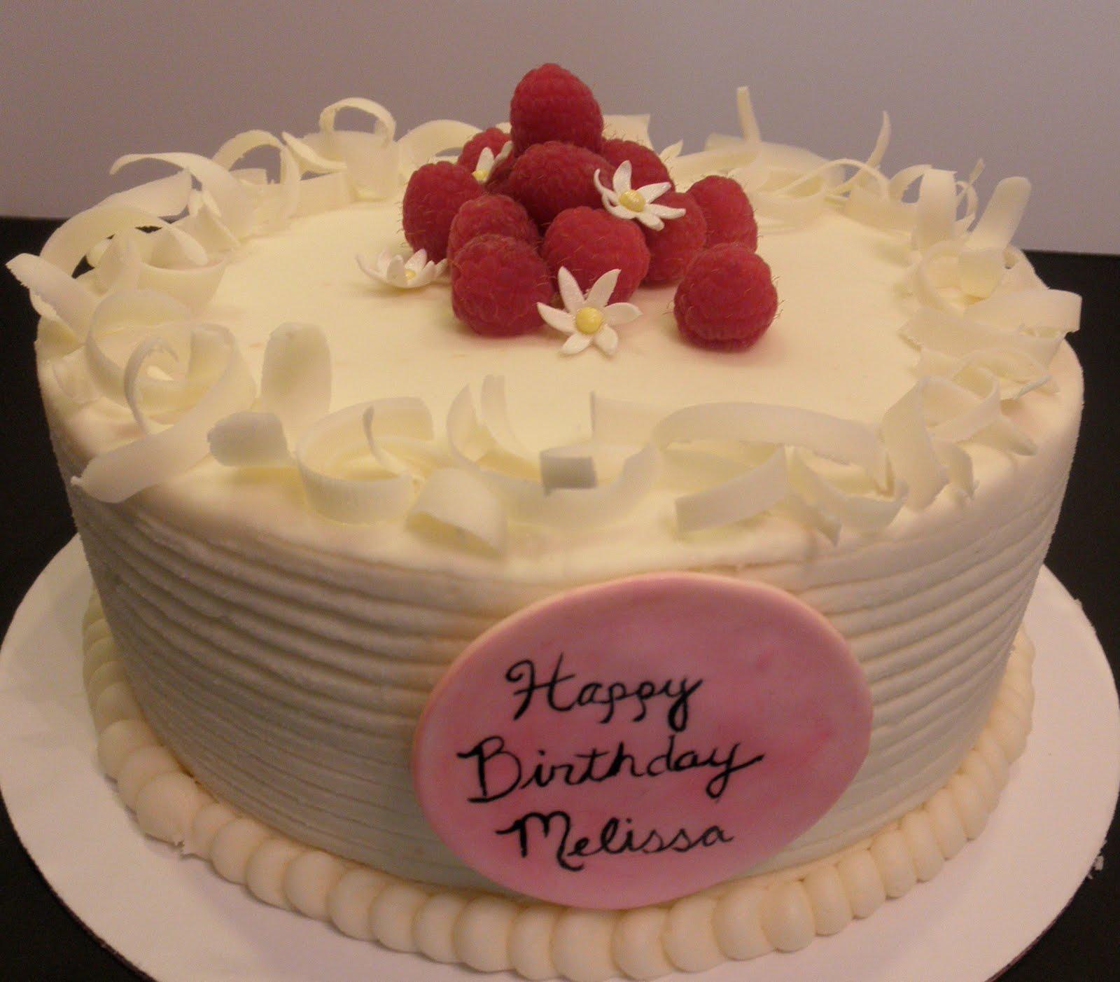 Tremendous 12 Happy Birthday Melissa Designer Cakes Photo Happy Birthday Personalised Birthday Cards Beptaeletsinfo