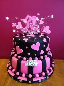 Surprising 10 Funky Birthday Cakes For Girls Photo Cool Girls Birthday Cake Personalised Birthday Cards Arneslily Jamesorg