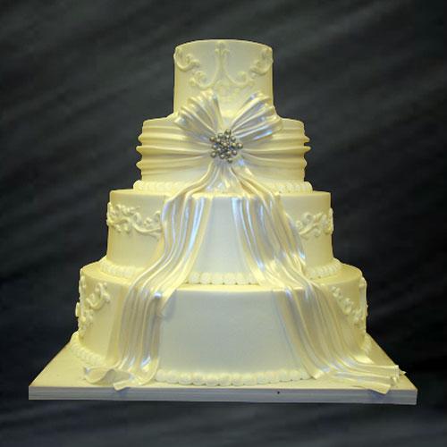 11 Simply Elegant Cakes Photo - Simply Elegant Wedding Cake, Simply ...