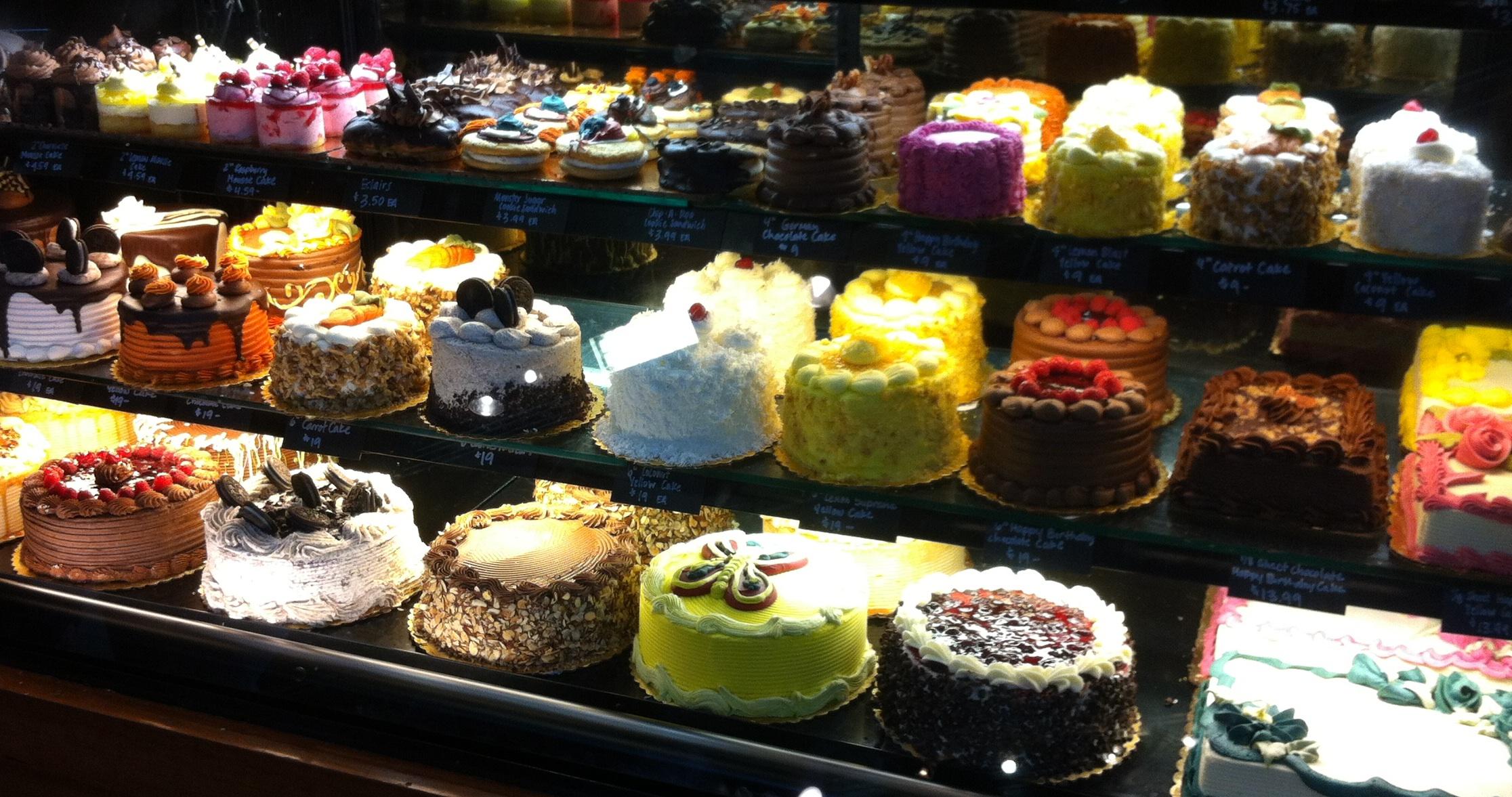 Wholefoods Cake Ukrandiffusion
