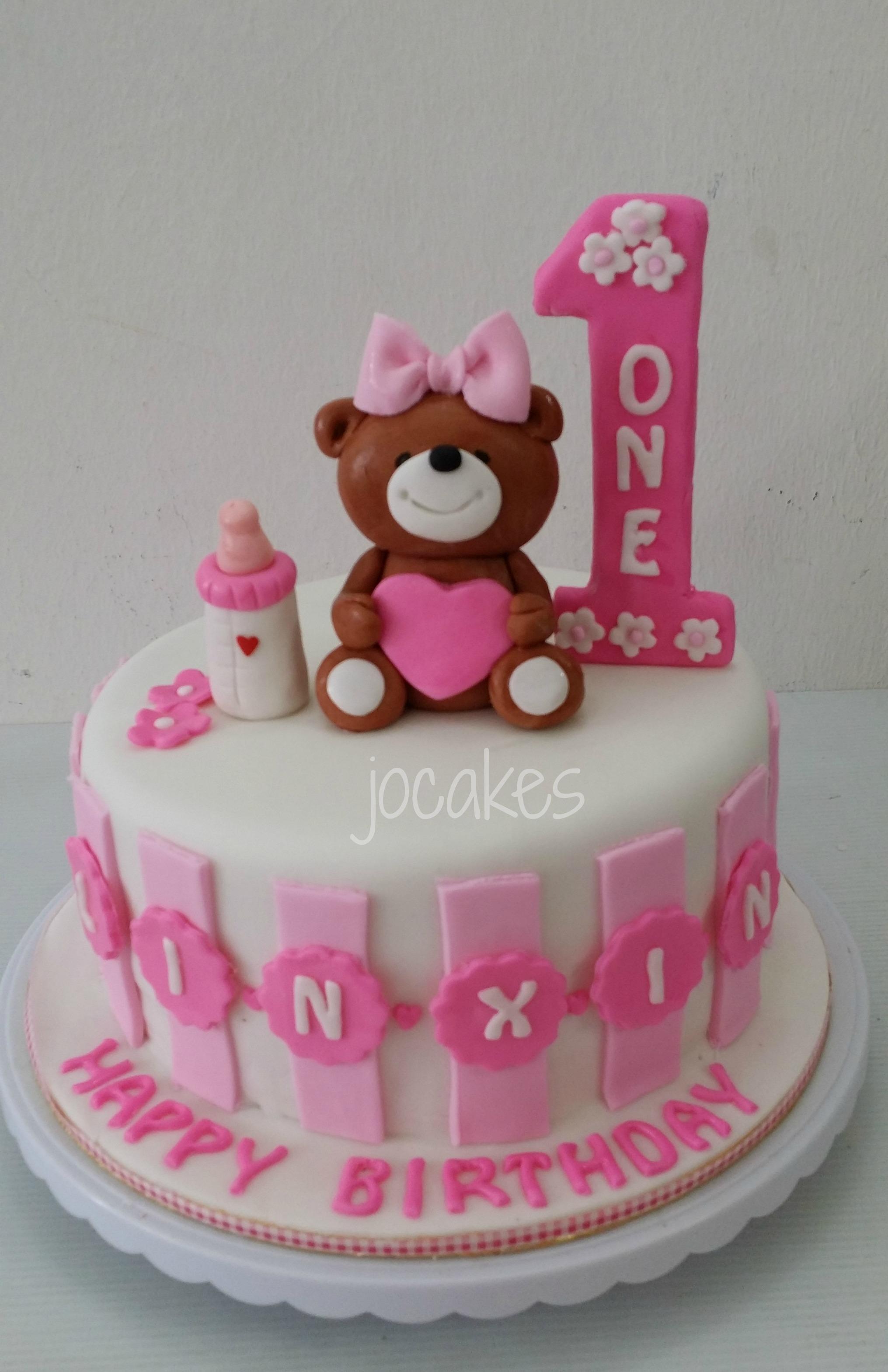 9 1 Year Baby Cakes Photo 1 Year Old Boy Birthday Cake Ideas 1