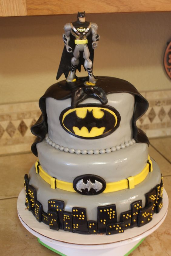 Awesome 11 Batman Jail Birthday Cakes Photo Batman Birthday Cake Batman Personalised Birthday Cards Veneteletsinfo