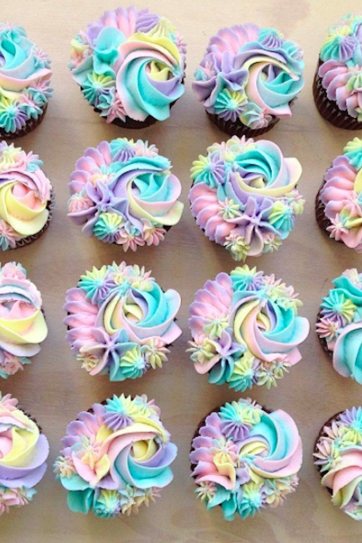 Birthday Cupcake Ideas Pinterest