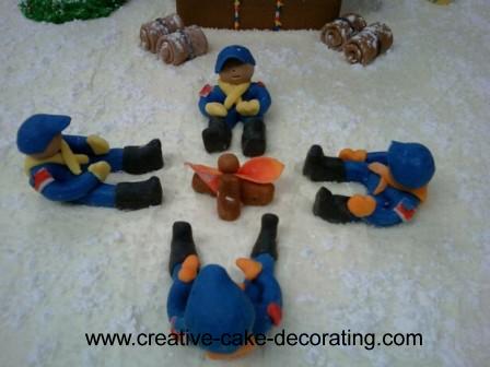 Boy Scout Cake Decorating Ideas & 8 Creative Cub Scout Cakes Photo - Boy Scout Cake Decorating Ideas ...