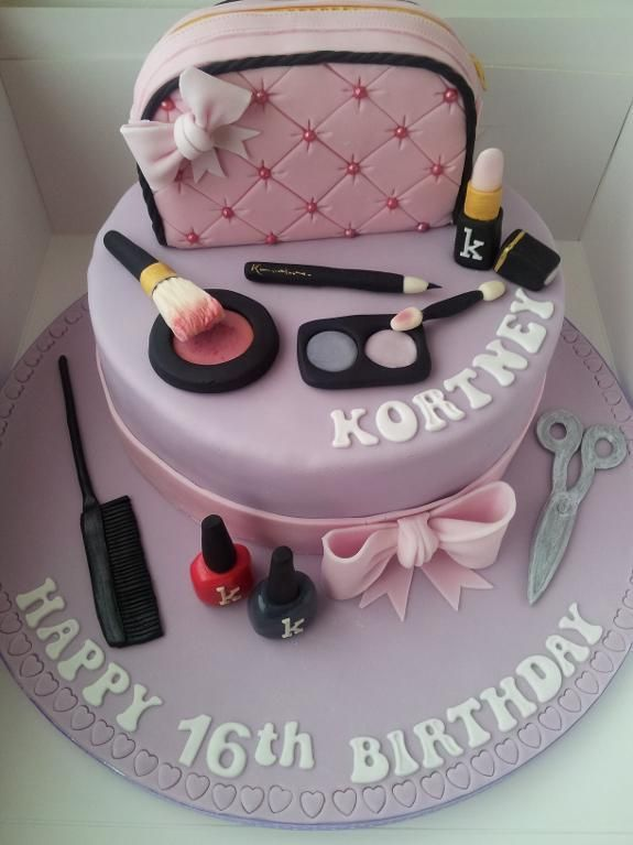 9 16th Birthday Cakes For Girls Photo 16th Birthday Cake 16th