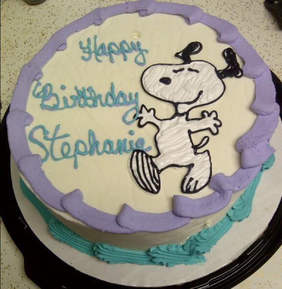 9 Custom Birthday Cakes For Stephanie Photo Happy Birthday
