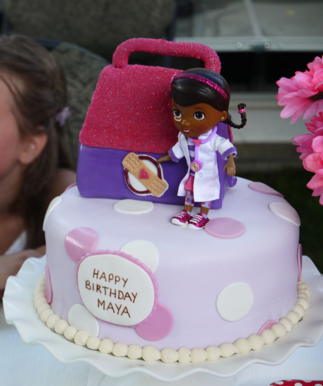 Doc McStuffins Cake Ideas