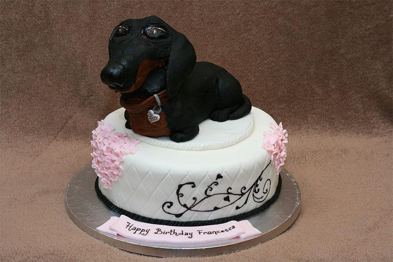 13 Pet Shaped Cakes Photo Dog Birthday Cake Like
