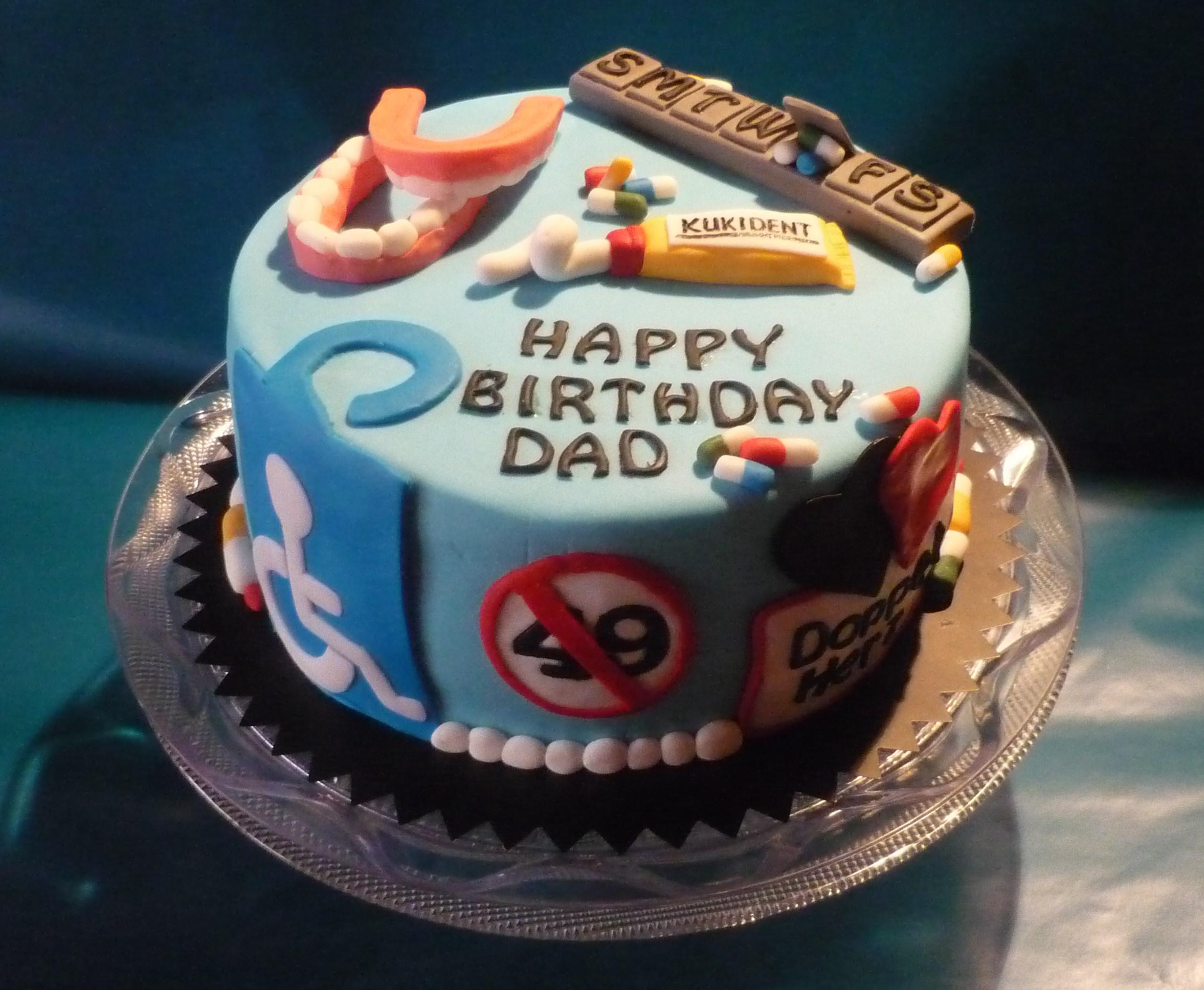 Tremendous 9 Funny 50Th Birthday Cakes Mens Photo Funny 50Th Birthday Cake Personalised Birthday Cards Arneslily Jamesorg