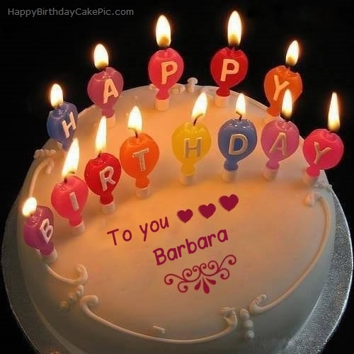 Image result for happy birthday Barbara images