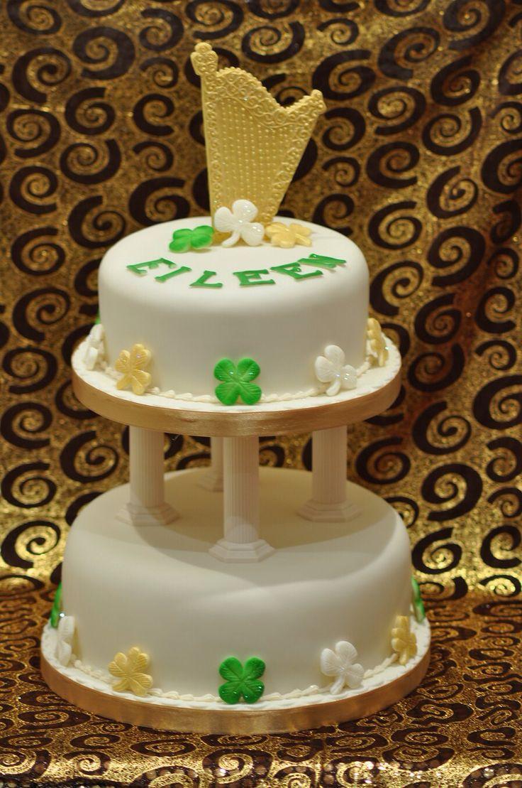 6 Harps Birthday Cakes Photo - Harps Wedding Cakes, Harps Wedding ...