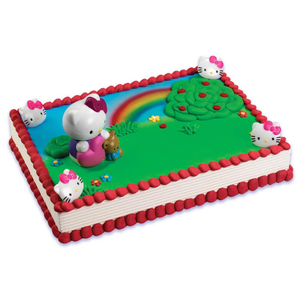 Hello Kitty Birthday Cake Publix