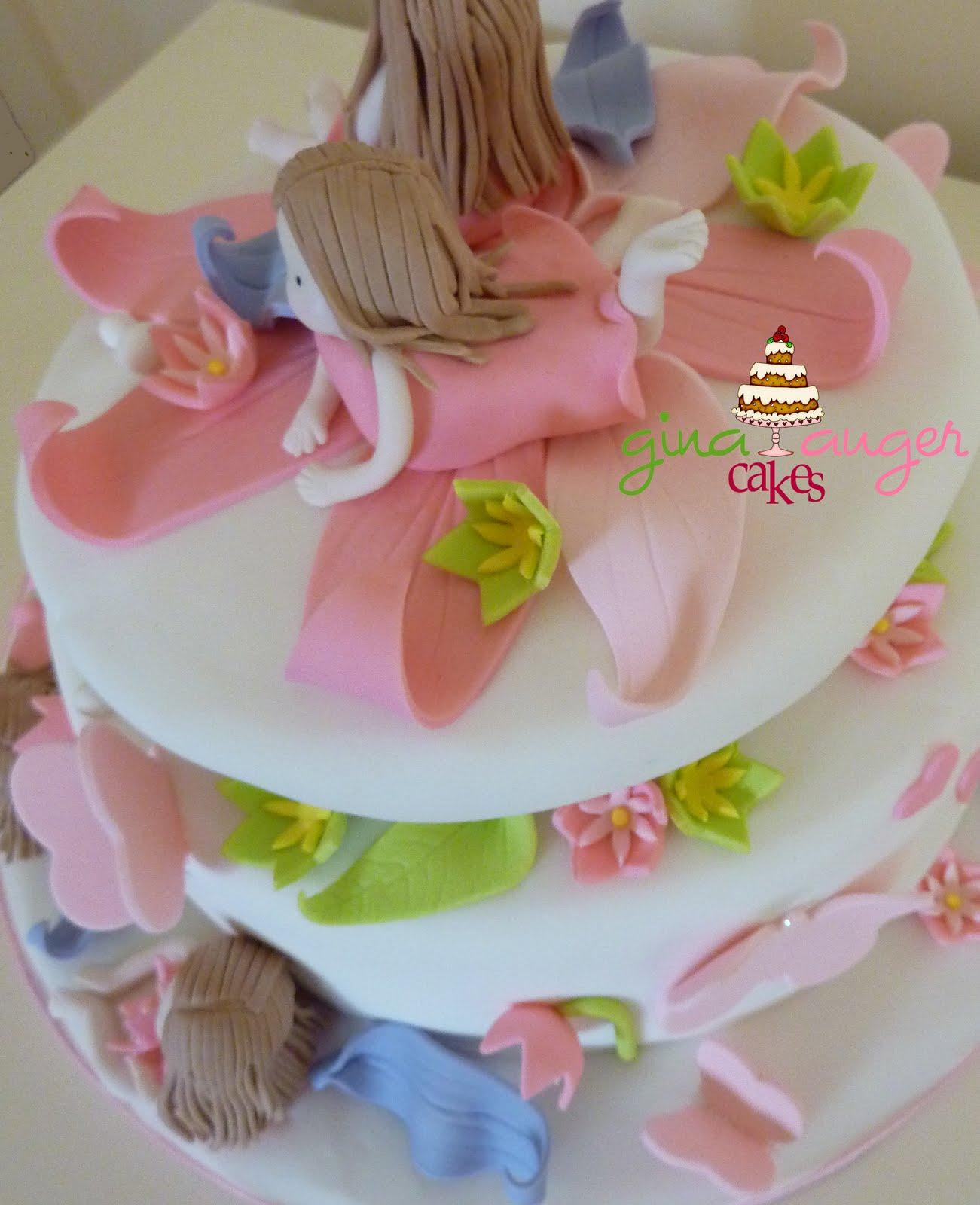 8 Happy Little Girl Birthday Cakes Photo Little Girls Birthday